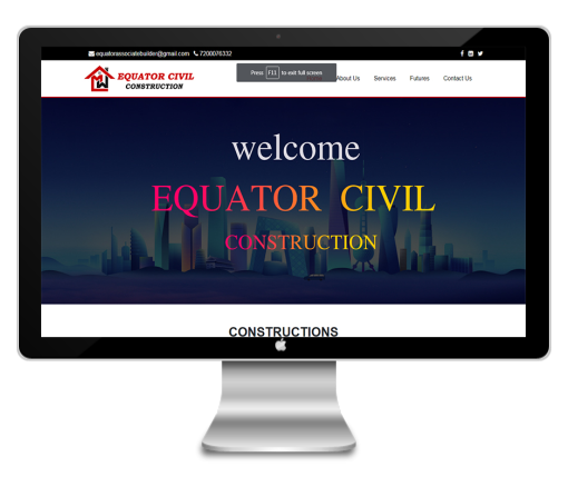 Equatorcivil Construction