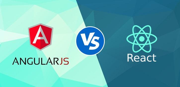 Comparison of Angular Vs ReactJS